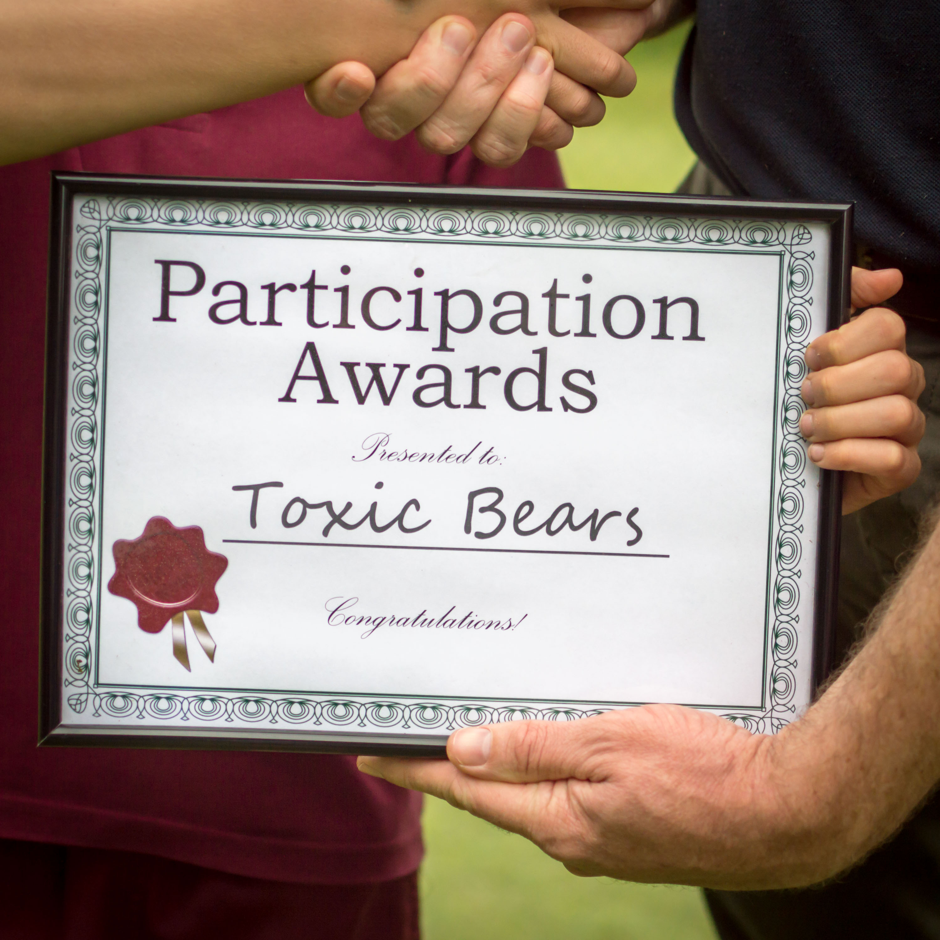 Participation Awards