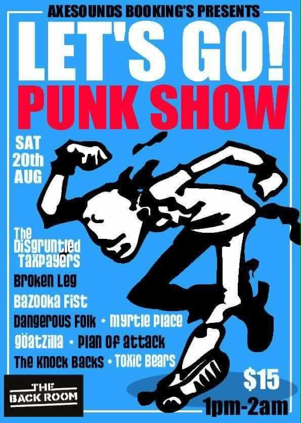 Let's Go! Punk Show